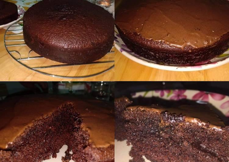 How to Make Favorite Chocolate Cake