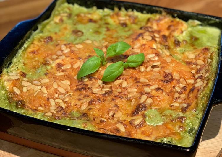 Recipe: Perfect Green Lasagne!