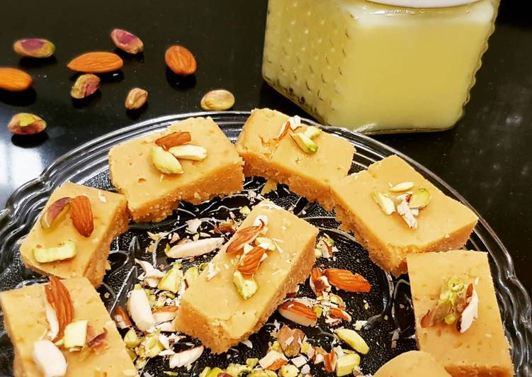 Step-by-Step Guide to Make Perfect Mysore Pak