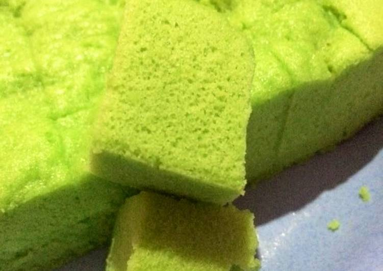 Resep Brownies Pandan Kukus Tanpa Mixer Oleh Apriani Handi