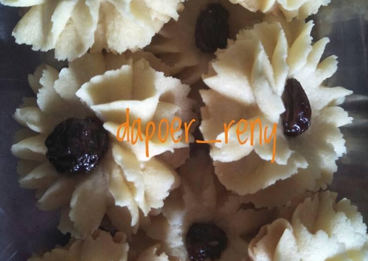 Resep Kuker Semprit Oleh Dapoer Reny Cookpad