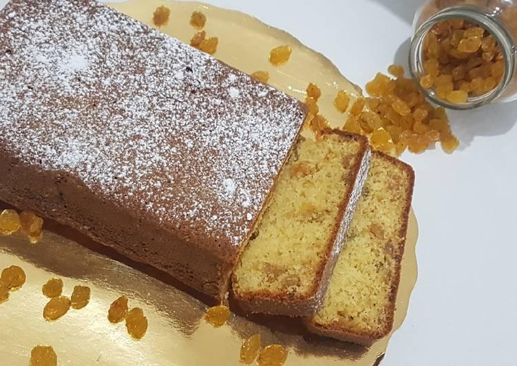 Le moyen le plus simple de Faire Délicieuse Cake au raisin sec