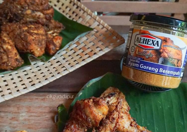 Ayam Goreng Berempah HEXA - velavinkabakery.com
