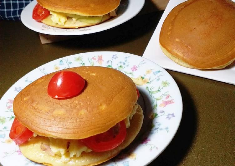 Resep 💢Dorayaki Ala Sandwich 💢 Favorit