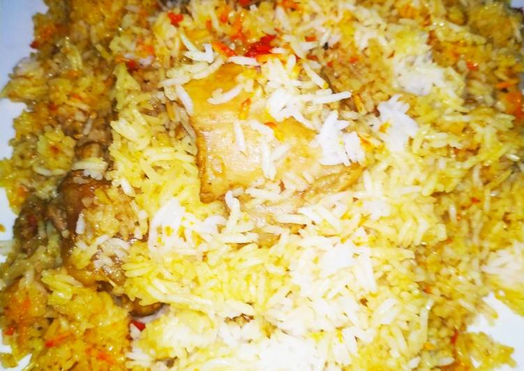 Easiest Way to Prepare Perfect Chicken korma biryani
