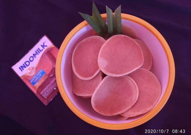 Pancake mini simpel