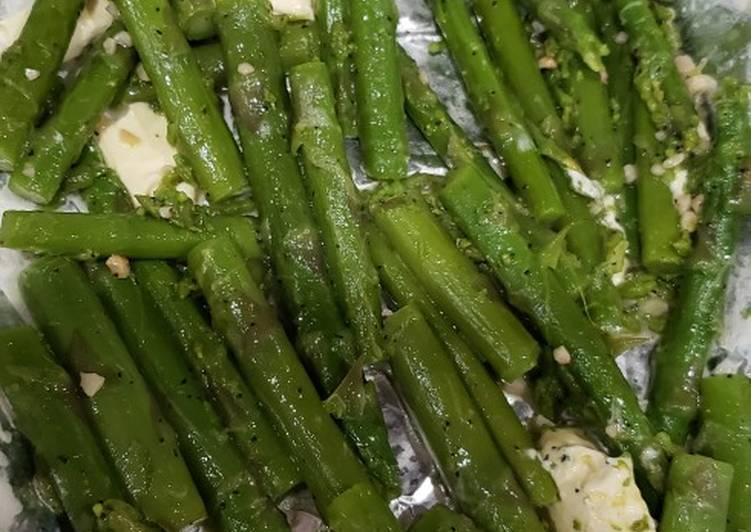Quick easy Asparagus