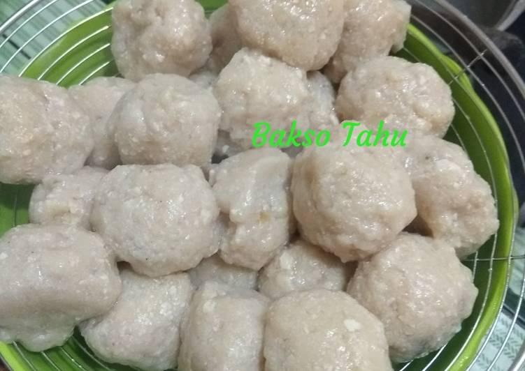 Resep Bakso Tahu Kenyal Oleh Siti Maryam Cookpad