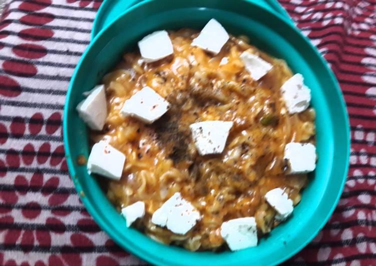 Recipe of Super Quick Homemade Mix sauce whole wheat Pasta