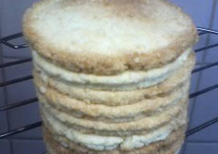 Ikko's Secret Recipe for Okara Biscuits - Laurie G Edwards
