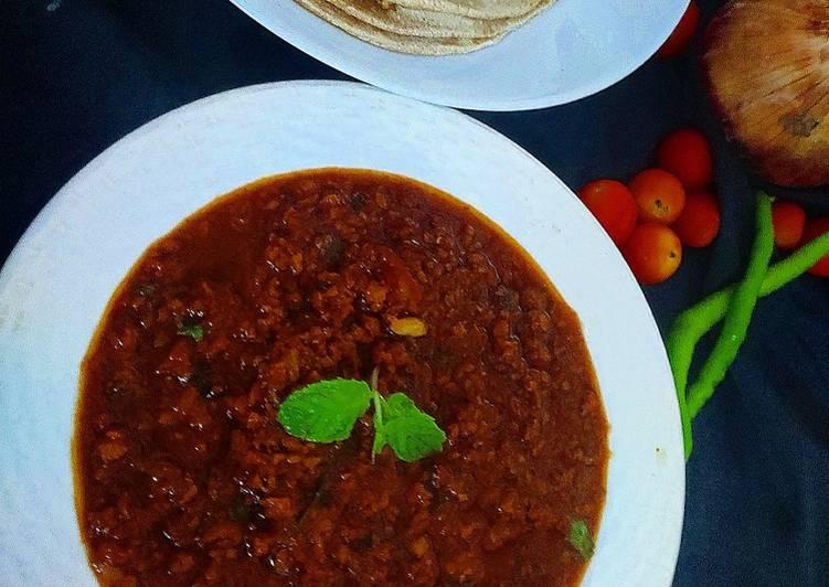 Soya Chunk curry