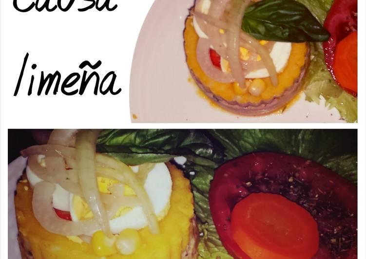 Causa Limeña (Peruvian dish)