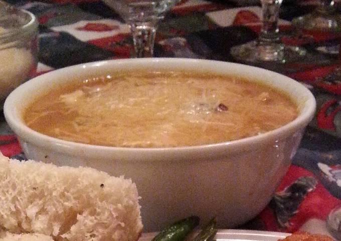 Vegetarian Pasta E Fagioli Soup