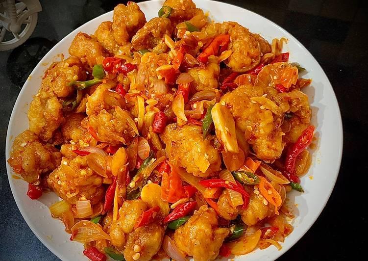 Resep Ayam pedas Terbaik