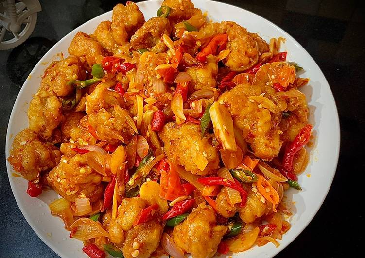 Resep Ayam pedas Paling Mudah