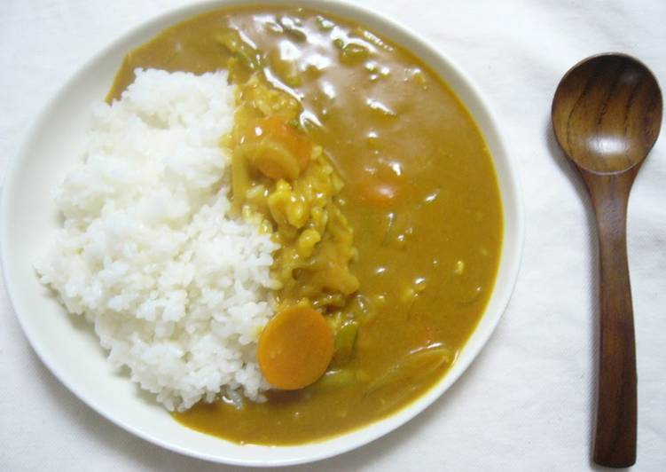 Vegetarian Curry Recipe By Cookpad Japan Cookpad