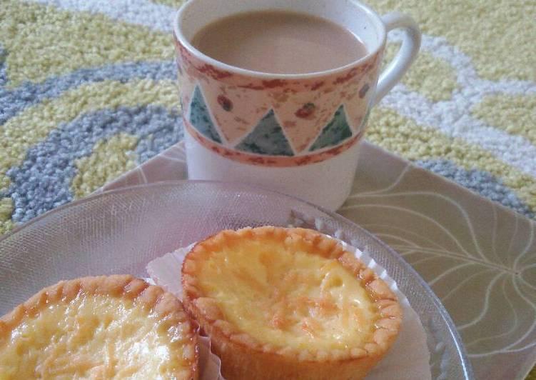 Resep Pie Susu Kulit Renyah Proll Terenak