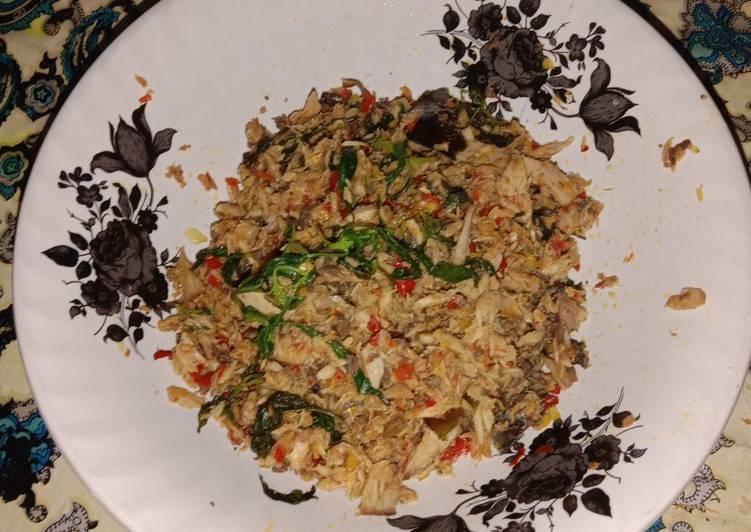 Tongkol Suir - cookandrecipe.com