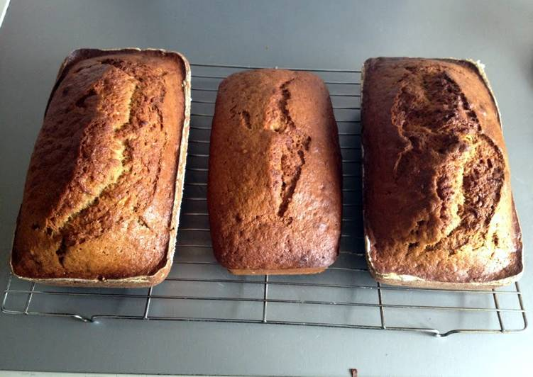 Lambe Family's Banana Bread