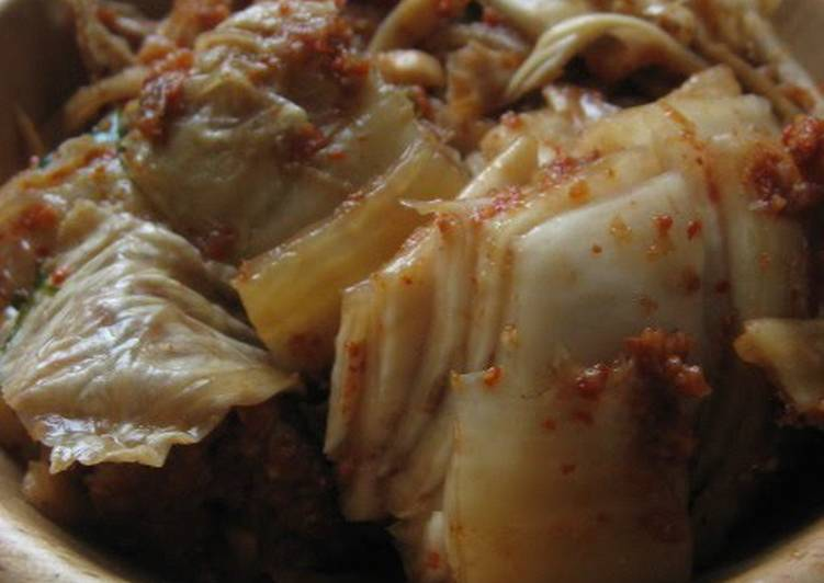 Expats: If You Have Chinese Cabbage, Let's Make Kimchi