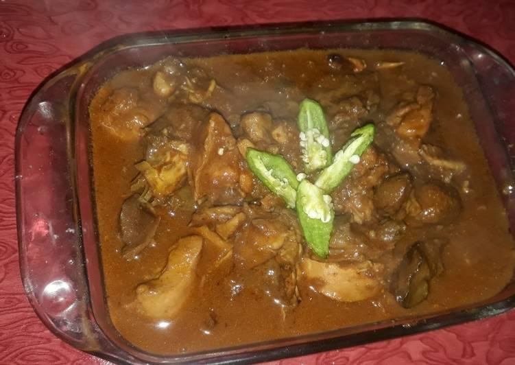 Mix chicken liver boneless platter