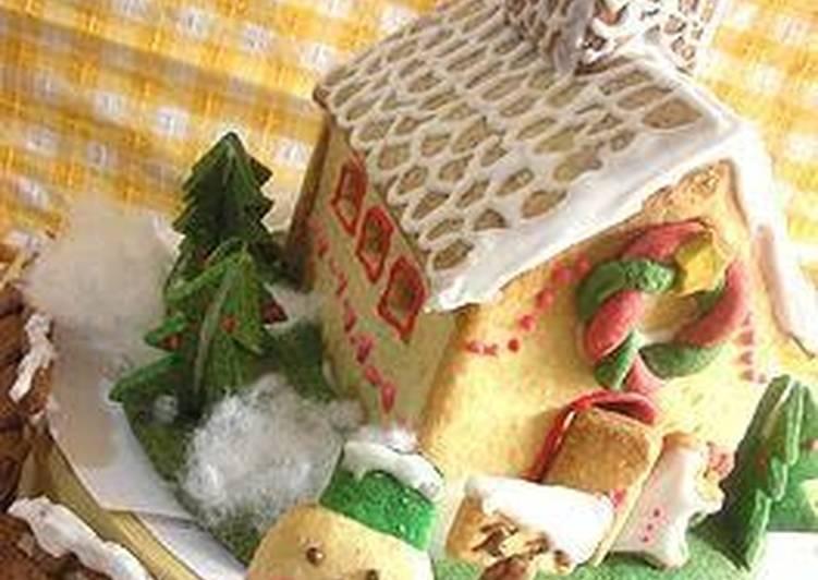 25 Minute Recipe of Award Winning Cookie House