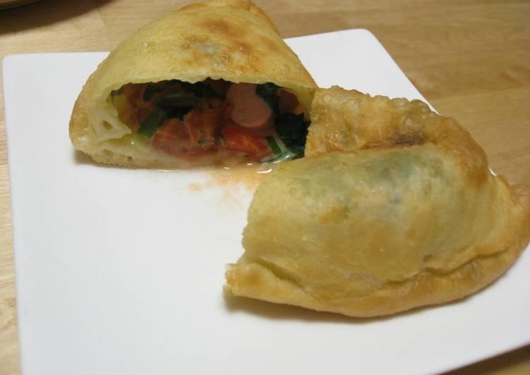 Deep-Fried Pizza-Panzerotti