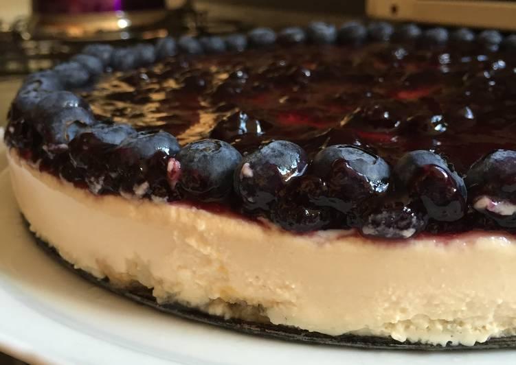 Cheesecake Madri