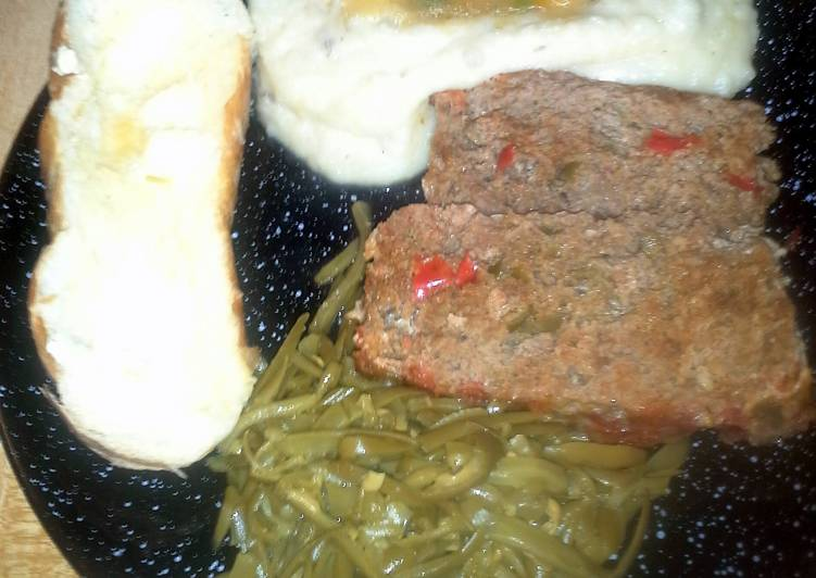 How to Cook Yummy Meatloaf