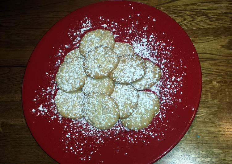 Recipe: Succulent Swedish Butter Cookies