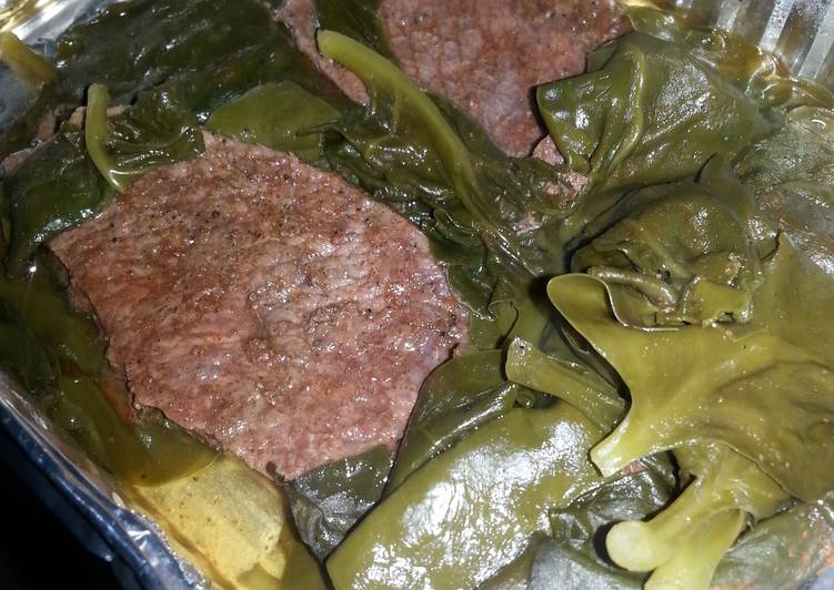 Easiest Way to Prepare Favorite HCG Diet meal 11: spinach and beef fillets