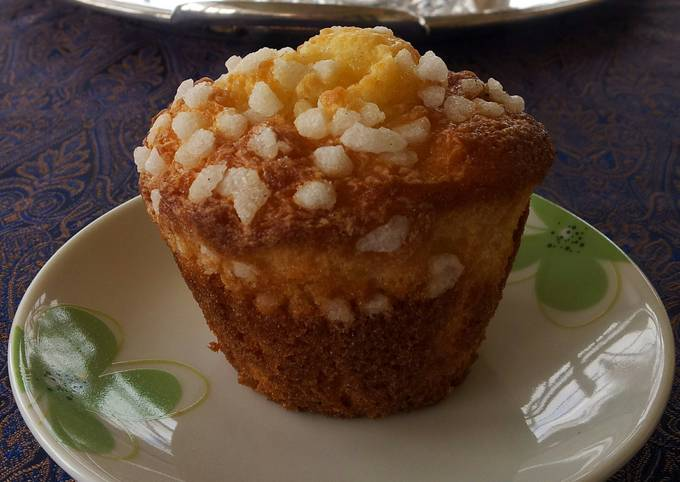 AMIEs BANANA Muffins with Cream Cheese frosting