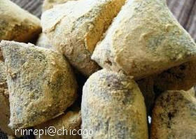 Going Green for Better Health By Consuming Superfoods Kinako (Roasted Soy Powder) Candy