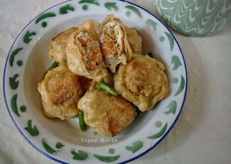 Resep Tahu isi Bihun Sayuran Yang Populer Pasti Endes