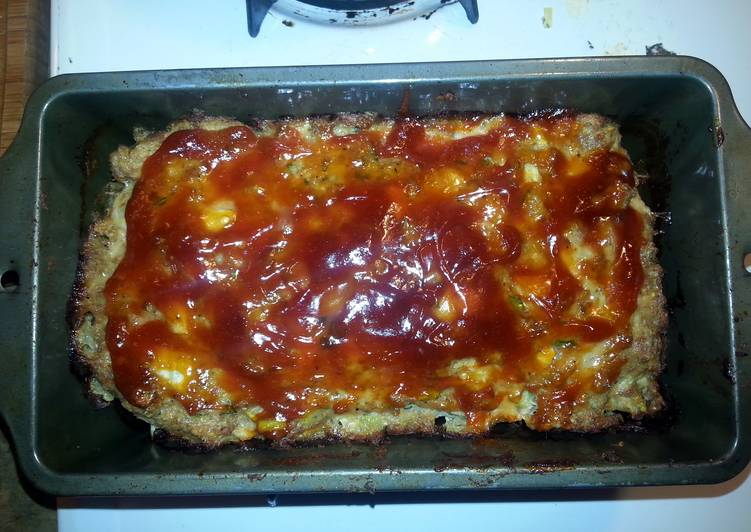 Jaime's Classic Meatloaf