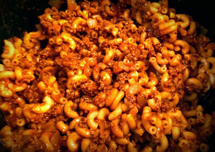 How to Prepare Speedy Chili Mac