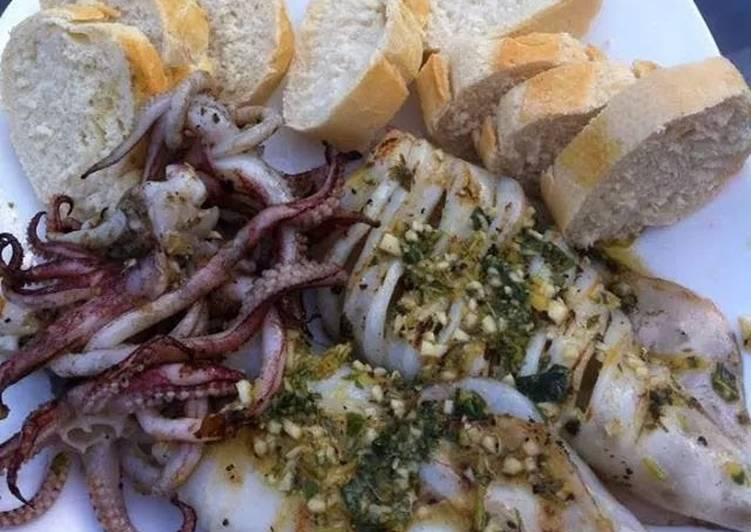 The Meals You Pick To Feed On Will Effect Your Health BBQ Squid