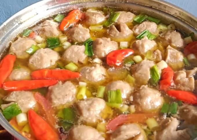 Sup Bakso Dengkil