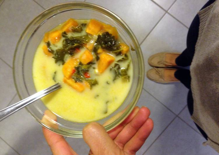 Caribbean Kale Soup, Deciding on Healthy Fast Food
