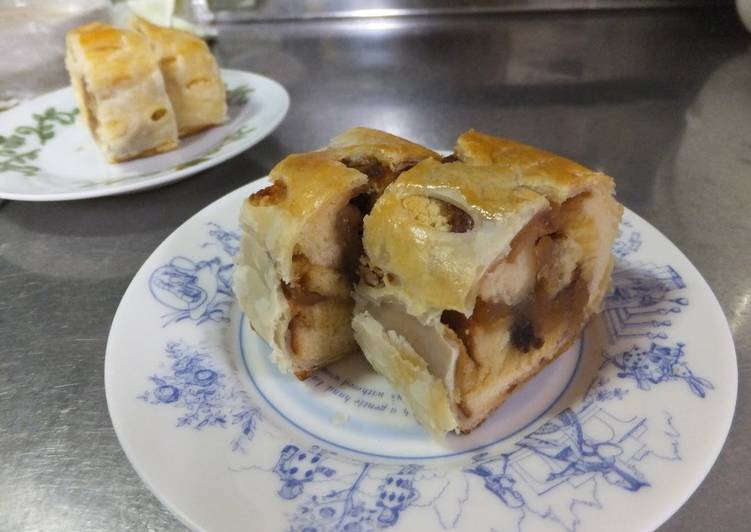 Recipe of Favorite Apple Pie Roll