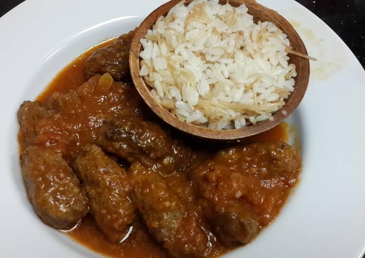Recipe: Perfect Kebab Hindi (Meatballs)