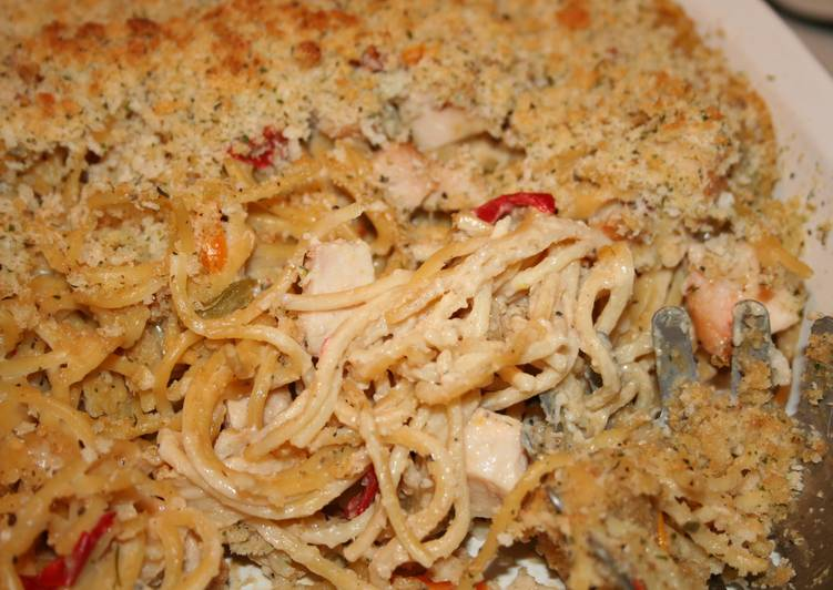 Recipe of Quick Chicken Spaghetti