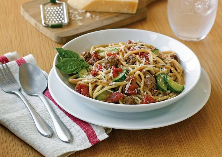 Italian One-Pan Pasta Supper