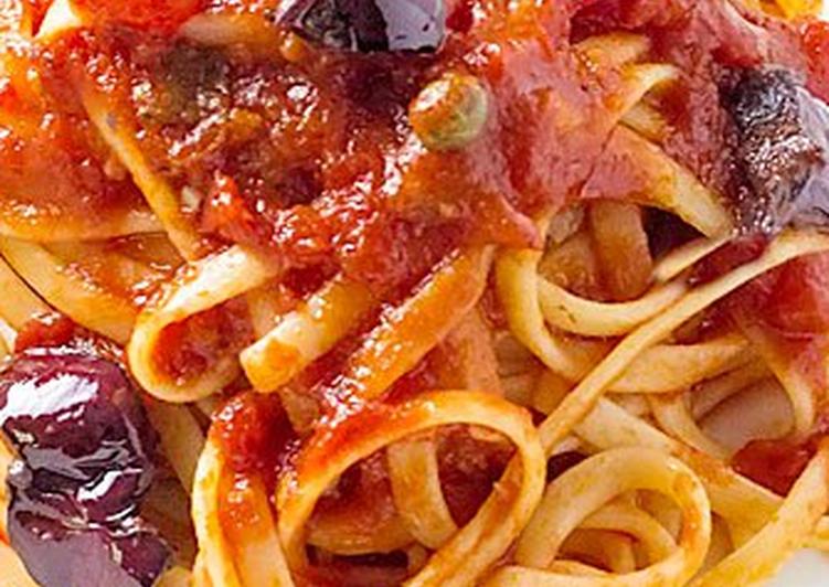 Step-by-Step Guide to Make Super Quick Homemade Spaghetti alla Puttanesca