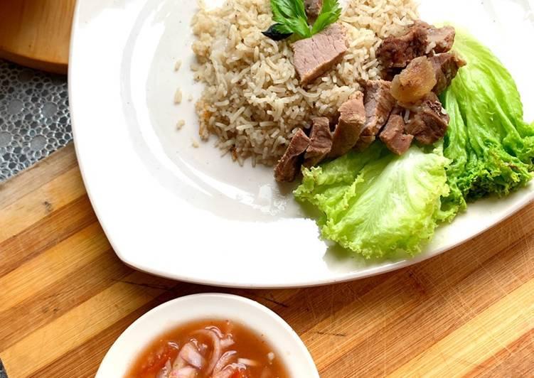 Nasi Daging & Air Asam - resepipouler.com
