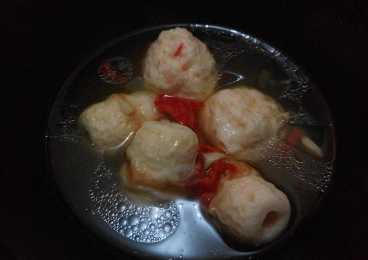 Tomyam sederhana (Resep masakan ala anak kost)