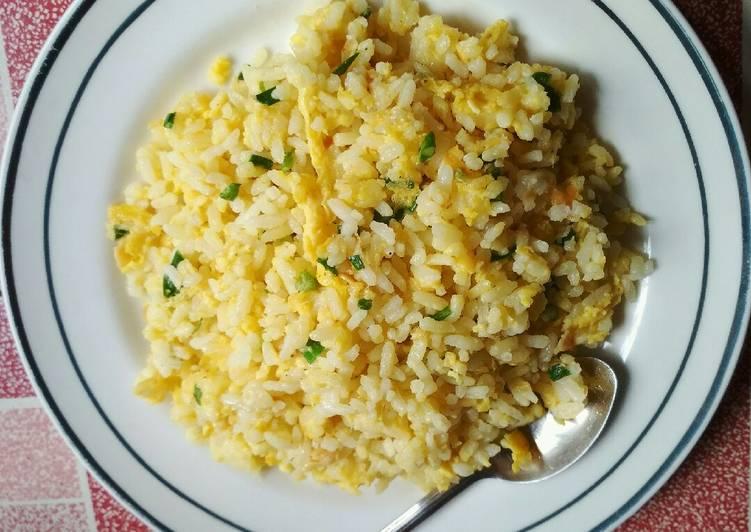 Langkah Mudah untuk Membuat Nasi goreng ala korea Anti Gagal