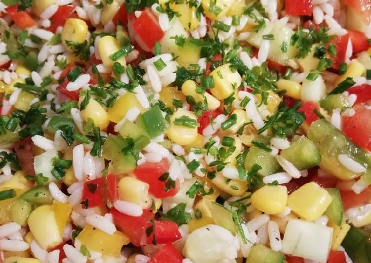 Comment Préparer Les Salade du jour 🥗