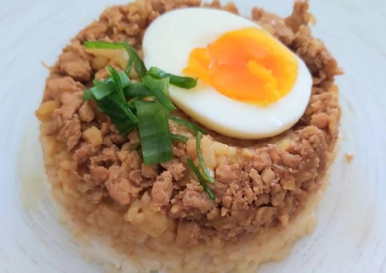 Nasi Tim Ayam Special