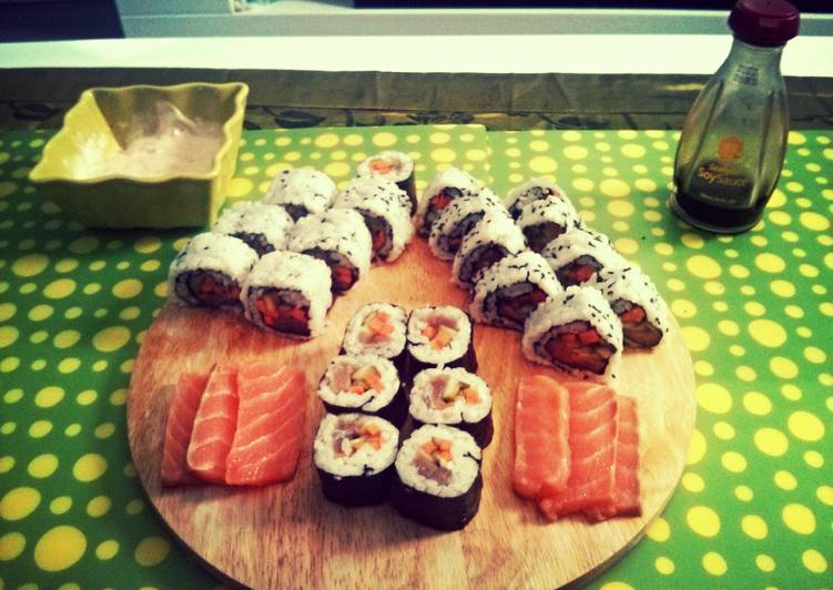 Sushi 4 two